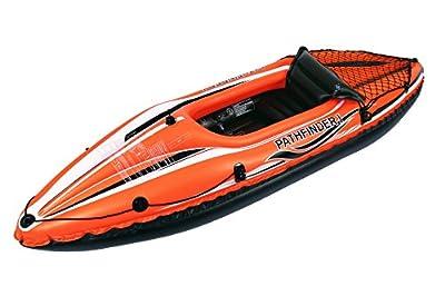 """Jilong Kayak Pathfinder–""""1"""", JL007202N White"""