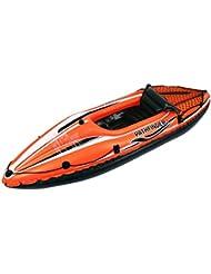 Jilong Kajak Pathfinder I-1 - Kayak hinchable, talla única