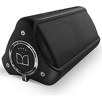 Monster S300 - Altavoz portátil con Bluetooth, color negro
