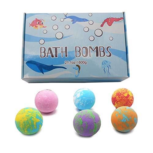 FOONEE Bombas De Baño para Niños