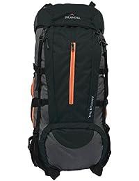 59577de9d8 INLANDER 9001 Black 70+5L Rucksack Daypack Backpack Bag for Travel Hiking  Trekking   Camping