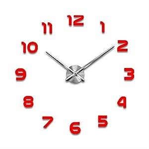 MLXZXQT Reloj de Pared Acrílico
