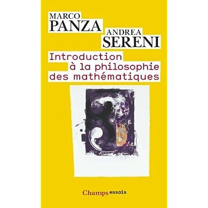 Introduction à la philosophie des mathématiques : Le Problème de Platon