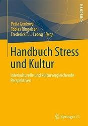 Handbuch Stress und Kultur: Interkulturelle und kulturvergleichende Perspektiven