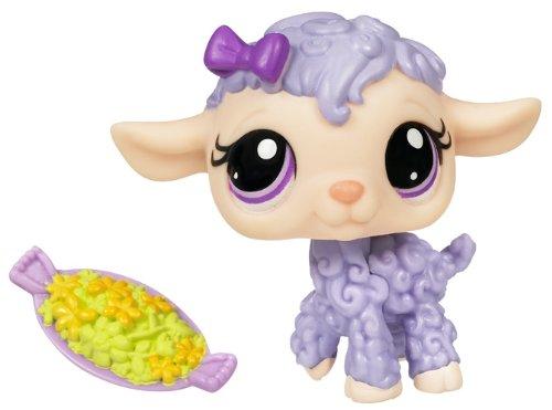 Imagen principal de Hasbro Littlest Pet Shop Mascotas pet shop B Oveja - Mascota de juguete coleccionable