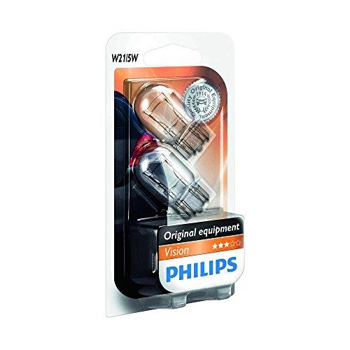 Philips 12066B2 Kugellampe Vision W21/5W (3 Glühlampen Lampenart)