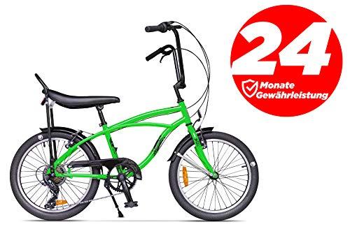 Ape Rider Damenfahrrad Herrenfahrrad - 20
