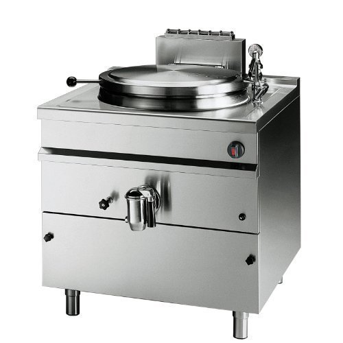 Bartscher Gas-Kochkessel, indirekte Beheizung, 500 Liter - 2800081 -