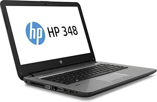 HP 348 G4-1AA06PA Laptop (DOS, 8GB RAM, 1000GB HDD) Black Price in India