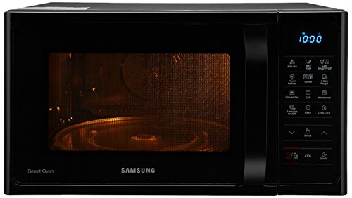 Samsung 28 L Convection Microwave Oven (MC28H5033CK, Black)