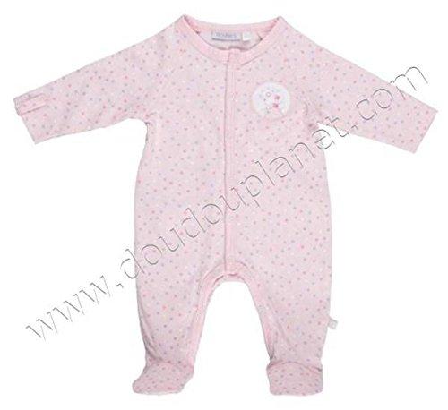 Noukies - Pyjama Jersey Rose Lola 20x 24xcm