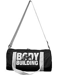 Frazzer Sporty Gym Bag 18 Inch/46 Cm Gym Bag(Black)