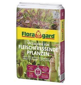 Cuxin Erde für fleischfressende Pflanzen 3 L ●Karnivorenerde mit Dünger