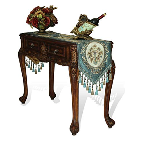 lquide Sackleinen Tischläufer Jute Land Vintage Hochzeit Dekoration rustikale Küche Dekor, Bauernhaus Dekoration (Farbe: 30 * 180 cm) Land Küche Dekor