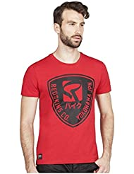 Tee Shirt Redskins Paintball Calder Red