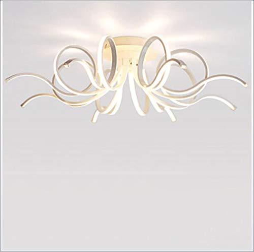 Maofalzzna Unterputz Moonlight Silber Aluminium Ministil, LED 110-120V / 220-240V Inklusive Glühbirne/Integrierte LED
