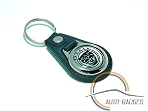 Auto-badges Jaguar Porte-clés de voiture classique Motif jaguar