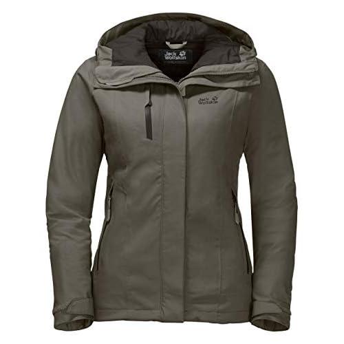 41GOXVmf1DL. SS500  - Jack Wolfskin Women's Troposphere Winterwanderjacke Wasserdicht Winddicht Atmungsaktiv Weather Protection Jacket