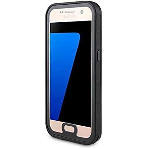 Galaxy S7 Custodia by Casefashion, Waterproof Case Super Slim All Round Protective Full-Sealed Shockproof Dustproof Snowproof Cover per Samsung Galaxy S7 -