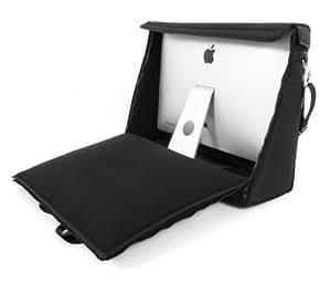 """NSP Cases Sacoche de voyage pour iMac 24"""" avec bandoulière"""