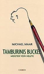 Tamburinis Buckel: Meister von heute