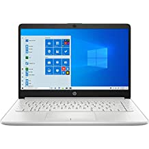 HP 14s cs3010TU 14-inch Laptop (10th Gen i5-1005G1/8GB/512GB SSD/Win 10 Home/MS Office/1.47 Kg), Natural Silver