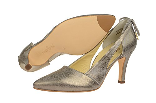 Paul Green Pumps , Farbe: grau metallic Grau Metallic