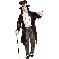 WIDMANN Disfraz de adulto Zombie de novio
