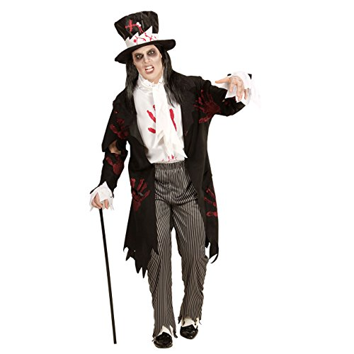 Widmann 05943 Erwachsenen Kostüm Zombie-Bräutigam, Mens, L