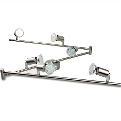 sistema-di-faretti-spot-led-da-soffitto-compreso-di-6-lampadine-nichel-di-raso-led-gu-10-da-55-watt-