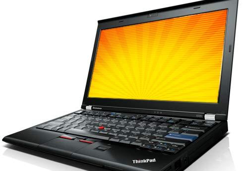 Lenovo Thinkpad X220 i5 2,5 4,0 12M 120SSD WLAN BL CR Win7Pro (Generalüberholt) (Laptop X220 Lenovo)