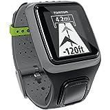 TomTom Multi-Sport Reloj GPS–Gris oscuro (Certificado Reformado)