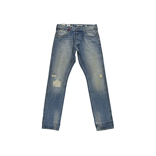 Mustang Herren Jeans Chicago Tapered in denim blue, Gr.: W38/L34