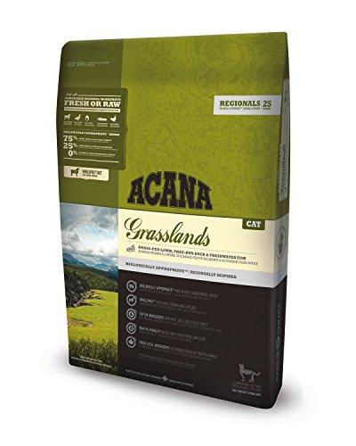 Acana Grasslands - Comida para Gatos, 1800 gr