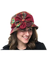 6b19372f3 Amazon.co.uk: The Hat Outlet - Accessories / Women: Clothing