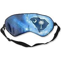 South Carolina State 99% Eyeshade Blinders Sleeping Eye Patch Eye Mask Blindfold For Travel Insomnia Meditation preisvergleich bei billige-tabletten.eu