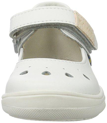 Kavat Mädchen Ammenäs Xc Knöchelriemchen Weiß (White)