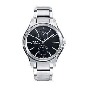 Reloj Sandoz Airblot Suizo Cristal Zafiro 81487-57
