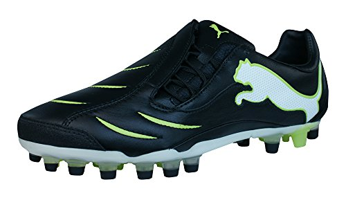 Puma PowerCat 2.10 Synth Grass Homme en cuir Chaussures de football Black