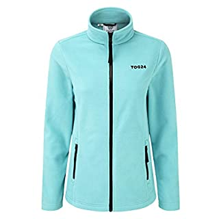 Tog24 Appleby Womens Fleece Jacket Ceramic Blue 16