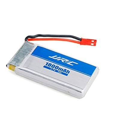 Prevently New 1 Pcs JJ-RC H68 RC Quadcopter Drone Spare Parts 3.7V 1800mAh 30C Lipo Battery