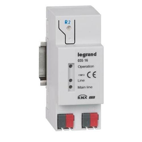 LEGRAND AUTOMAT  Y CONTROL KNX 003516 - KNX ACOPLADOR LINEA/AREA