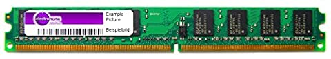 1GB Kingston DDR2-800 ValueRAM PC2-6400U CL5 VLP Very Low Profile KVR800D2N5/1G (Zertifiziert und Generalüberholt)