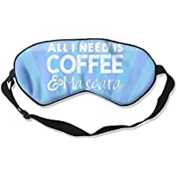 Coffee And Mascara 99% Eyeshade Blinders Sleeping Eye Patch Eye Mask Blindfold For Travel Insomnia Meditation preisvergleich bei billige-tabletten.eu