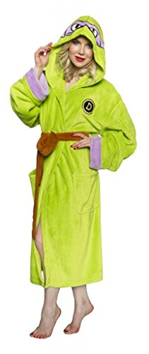 Teenage Mutant Ninja Turtles Donatello Erwachsene Kostüm Robe