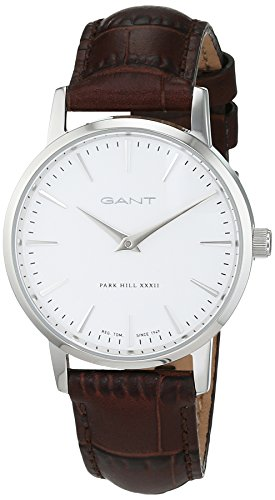 Gant Park Hill 32 Analogue Time Women's Bracelet Watch Quartz Leather W11401