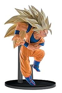 Banpresto- Scultures Budokai Goku Figura Dragon Ball Super Big Budoukai, Multicolor (Bandai America 34399)