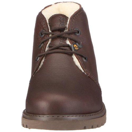 Panama Jack - Bota Panama Wool C2 Napa Grass, Stivali Uomo Rosso (Black)