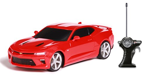 Maisto 581160 - 1:24 R/C Chevrolet Camaro SS '16, Fahrzeuge (Ss-24)