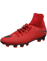Nike Men's Hypervenom Phelon 3 Df Fg Footbal Shoes